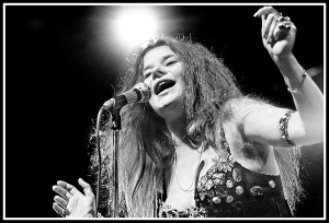 Janis Joplin had a piece of Clive Davis' heart.