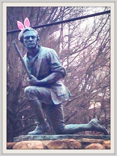 Minuteman Easter