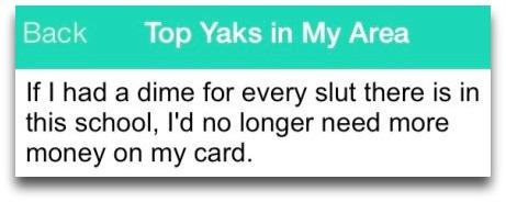 Yik Yak | 06880
