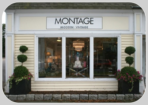 "Montage, in Westport. The name is a combination of ""MOdern"" and ""viNTAGE."""