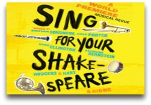 Sing for your Shakespeare logo