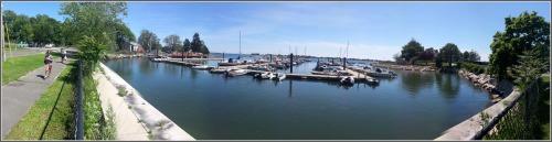 Longshore's E.R. Strait Marina.