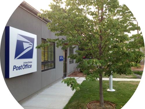 Saugatuck post office