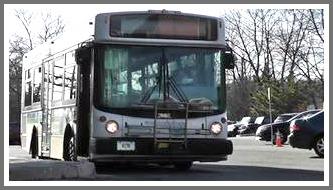Westport Transit District bus