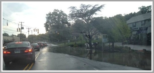 Morningside flooded - Jeb Backus