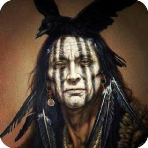 A member of the Paugussett tribe.