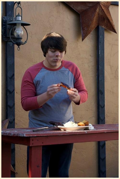 Future Chefs - Wes Beeler