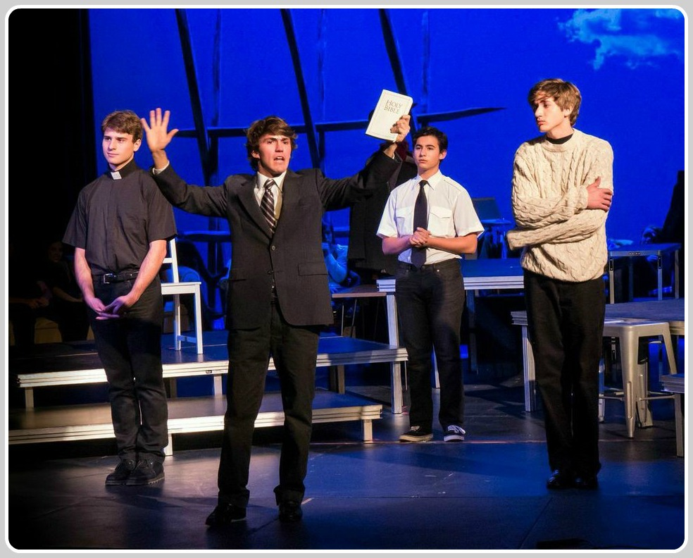 thesis statements for the laramie project The laramie project thesis statement: moises kaufman's establishment of tone and religious allusions give insight into the suffering matthew shepard endured.