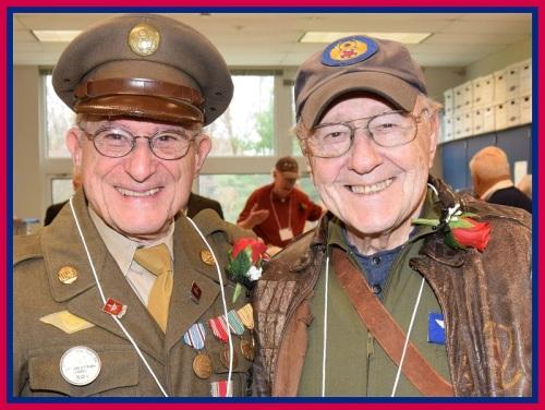 Leonard Everett Fisher and Bob Satter