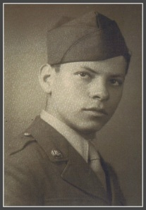 PFC Manny Margolis, age 18 in June 1944.