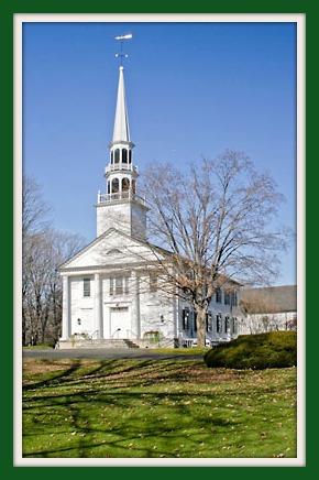 Saugatuck Congergational church