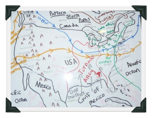 Scott Pecioriello drew this map -- freehand -- when he was 10 years old.