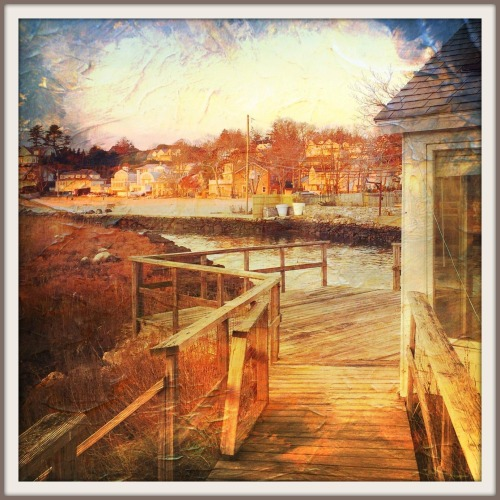 Old Mill cottage - Betsy P Kahn