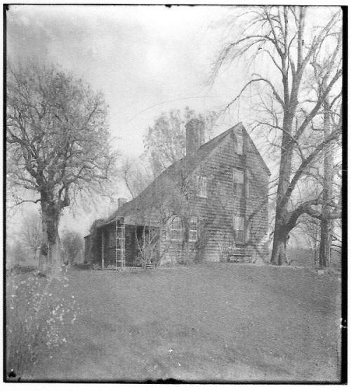 The original Coley homestead.