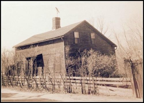 The original mill house.