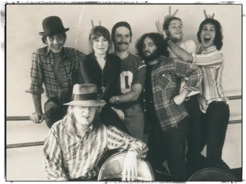 The National Lampoon crowd, in the 1970s.
