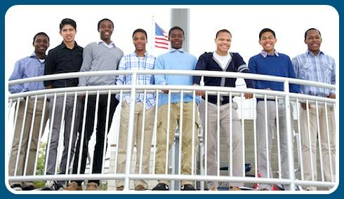 The 2014-15 ABC House scholars.