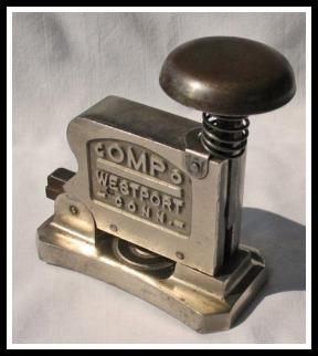 The Compo Stapler.