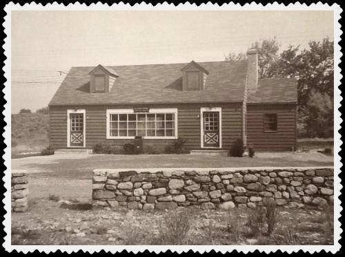 Greens Farms PO - 1950s