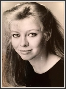 """Rondi Charleston at 19 -- the year she auditioned for """"Sweeney Todd."""""""