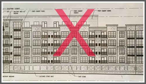 The Westport Inn will no longer be demolished, or replaced with 200 housing units.