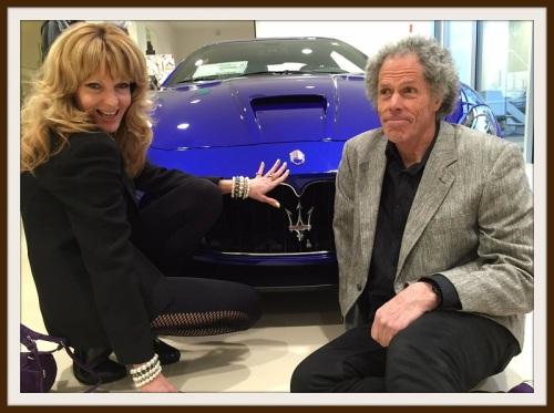 Miggs and Maserati