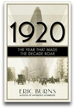1920 book - Eric Burns