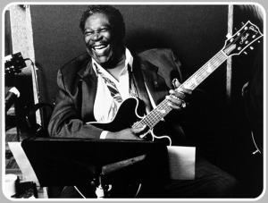 B.B. King died Thursday, age 89.