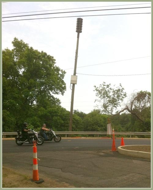 Emergency response tower - Greens Farms Road