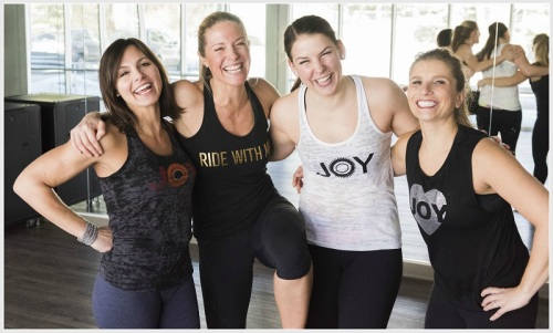 The joyful smiles of Joy Riders. (Photo/Kyle Norton)