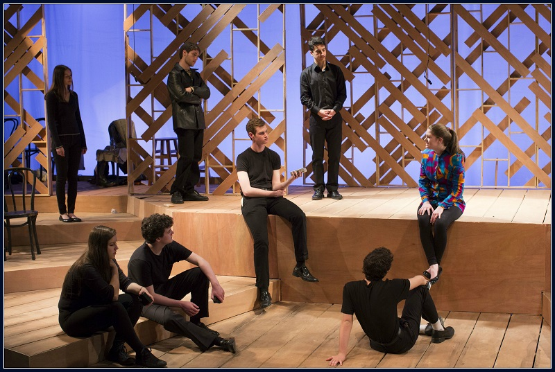 laramie project characters Monday's staged reading of the laramie project: 10 years later at the rep combined unexpected rewards in the script and of actors creating fully formed characters almost on the spot with the .
