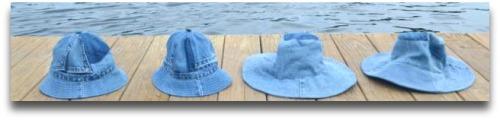 Noorims's summer hat line.