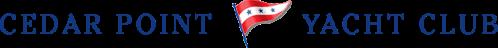 Cedar Point Yacht Club logo