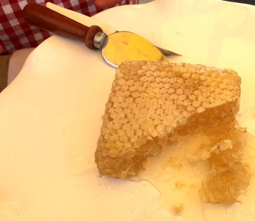 It doesn't get more natural than honey -- direct from the bees, with no middleman.
