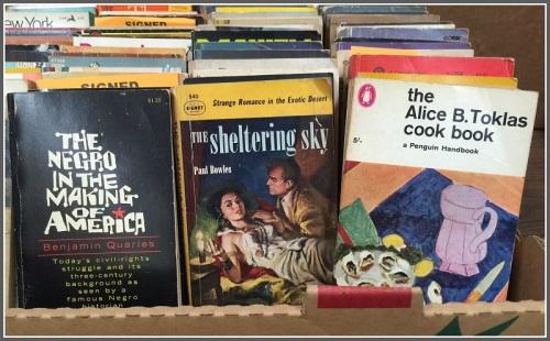 ...no matter what your taste in books ... (Photo/Lynn U. Miller)