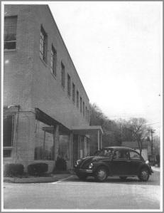 The Wilton Road headquarters.