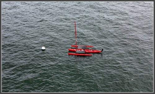 Aaron and Susan Donovan's boat.