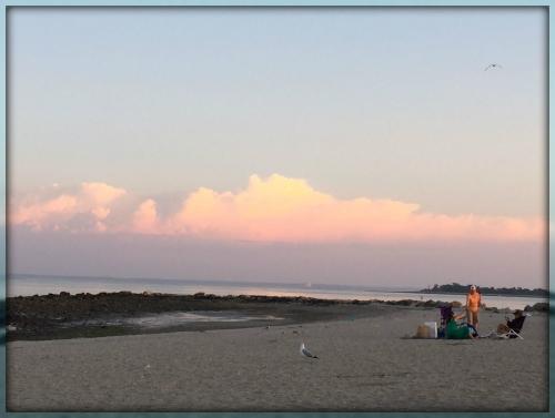 Compo Beach - August 16, 2015