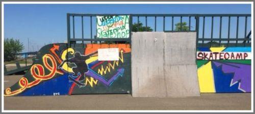 Skate park - Compo