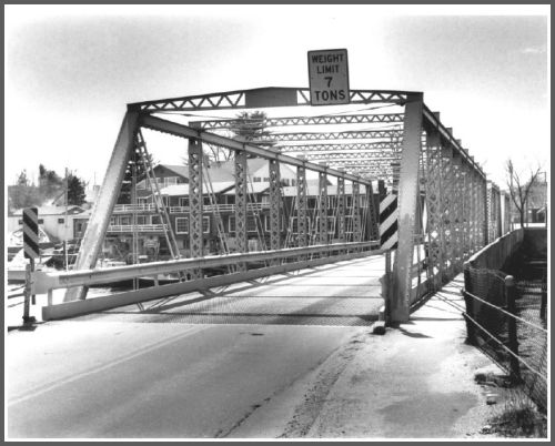The Bridge Street Bridge. (Photo/Library of Congress)