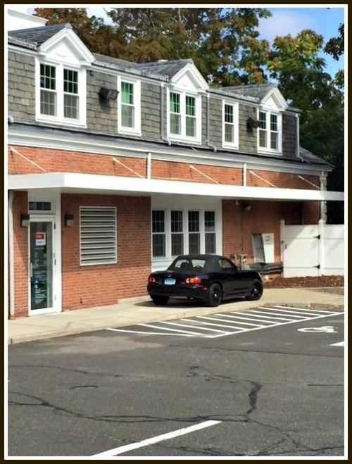 Bad parking - Bank of America