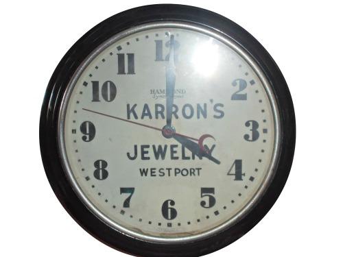 Karron's clock