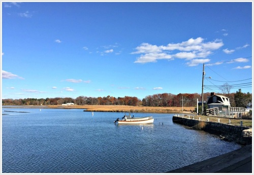 Sherwood Mill Pond - November 8, 2015