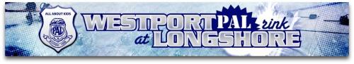Longshore ice rink logo