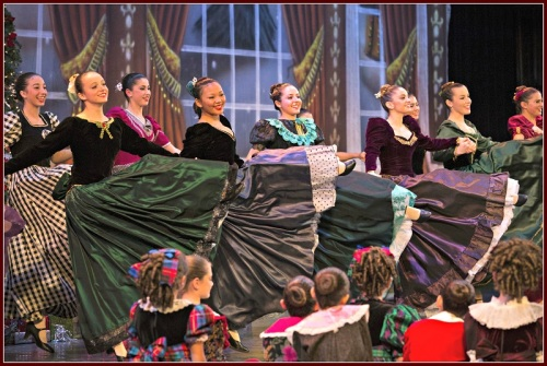 "Ah yes: Westport's Academy of Dance performs ""The Nutcracker."" (Photo/Kerry Long)"