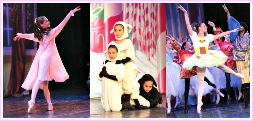 """Michael Wolfe's role in """"The Nutcracker"""" was not as demanding as these."""