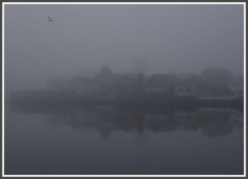 Pea soup fog - December 11, 2015 - JP Vellotti