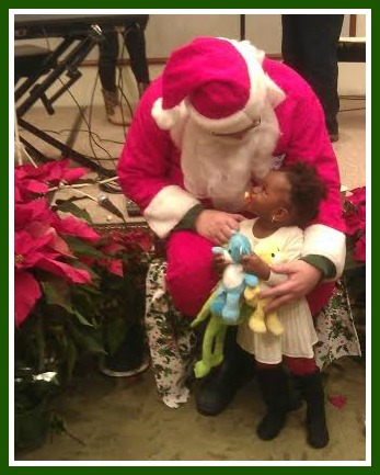 You can be a Santa for kids who need you, just a few miles from here.