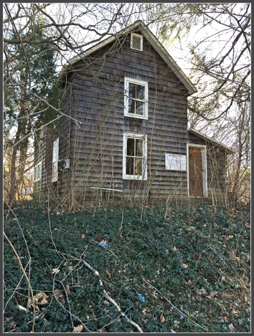 This house, at 21 Center Street, was built in 1700. It is one of the oldest homes still standing in Westport.