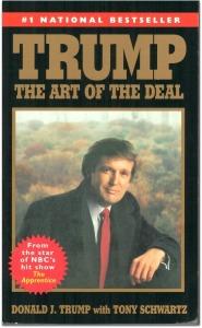 Donald Trump book